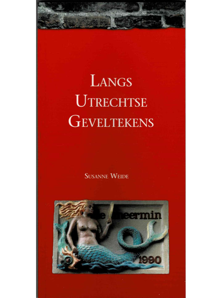 Langs Utrechtse Geveltekens