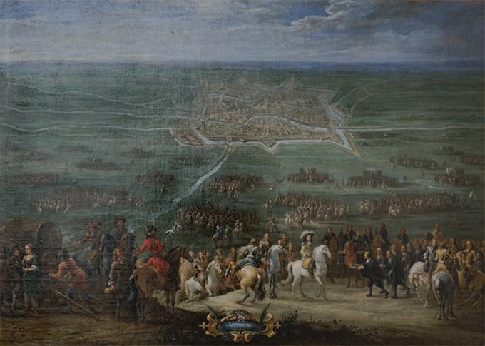 Overgave van de stad Utrecht op 30 juni 1672
